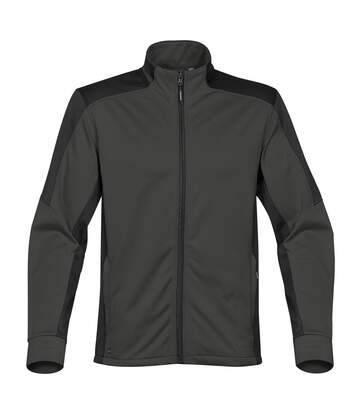 Stormtech Mens Chakra Fleece Jacket (Carbon) - UTRW5982