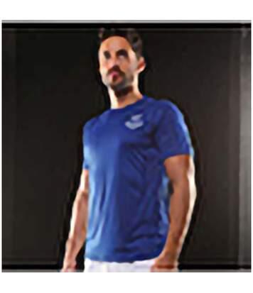 Official Football Merchandise Everton FC Adults Short Sleeve T-Shirt (Royal Blue) - UTRW4316