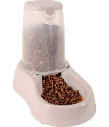Distributeur à croquettes 1.5 kg Contenance 1,5 kg