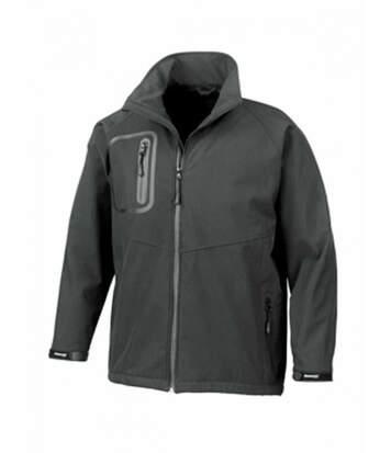 Veste softshell performance ultra-légère unisexe - R136X - noir