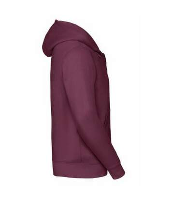 Russell - Veste À Capuche Authentic - Homme (Bordeaux) - UTBC1499