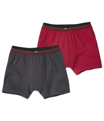 Lot de 2 Shortys Stretch Confort