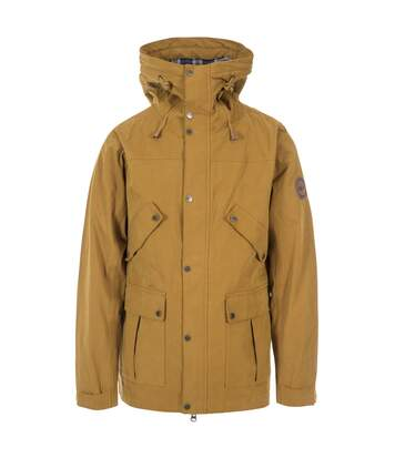 Trespass Mens Destroyer Waterproof Jacket (Golden Brown) - UTTP4590