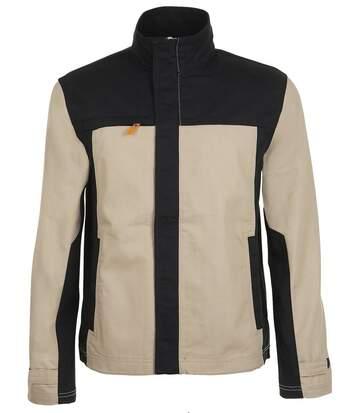 Veste - blouson de travail - workwear - PRO 01565 - beige