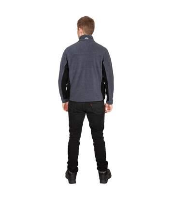 Trespass Mens Jynx Full Zip Fleece Jacket (Navy Stripe) - UTTP256