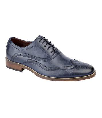 Goor - Chaussures Oxford - Hommes (Bleu) - UTDF1355