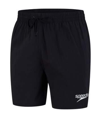 Speedo Mens Essentials 16 Swim Shorts (Black) - UTRD952