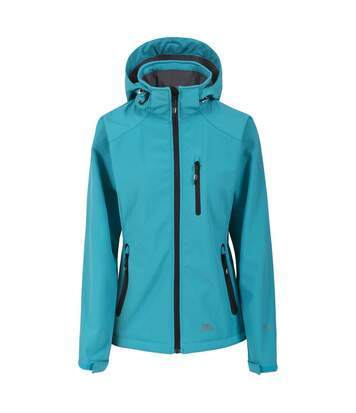 Trespass Womens/Ladies Bela II Waterproof Softshell Jacket (Marine) - UTTP3440