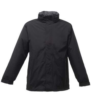 Regatta Mens Beauford Waterproof Windproof Jacket (Thermoguard Insulation) (Black) - UTBC807