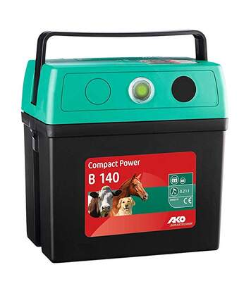 Electrificateur 9V Compact Power B140