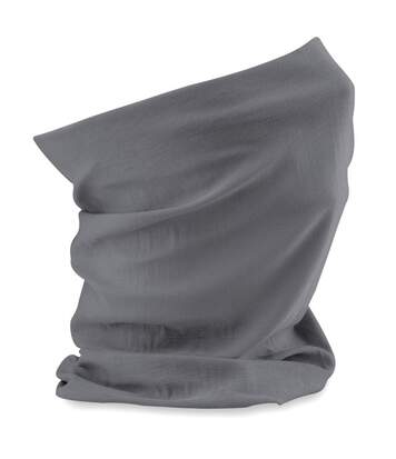 Echarpe tubulaire - tour de cou adulte - B900 - gris graphite
