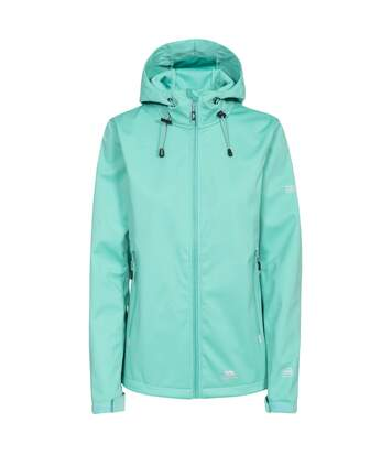 Trespass Womens/Ladies Marsa Waterproof Softshell Jacket (Lagoon) - UTTP4018
