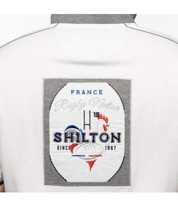 Polo rugby France manches courtes NATION