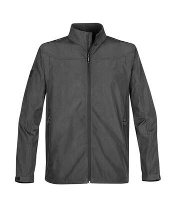 Stormtech Mens Endurance Softshell Jacket (Carbon Heather) - UTRW5476