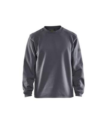 Sweat shirt  col rond Blaklader molletonné