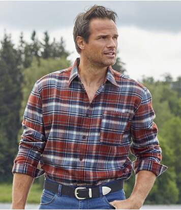 Фланелевая Рубашка «Квебек»