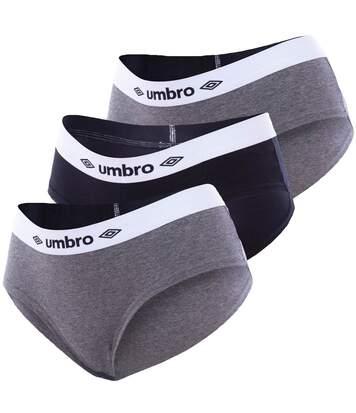 Lot de 3 Boxers femme Umbro