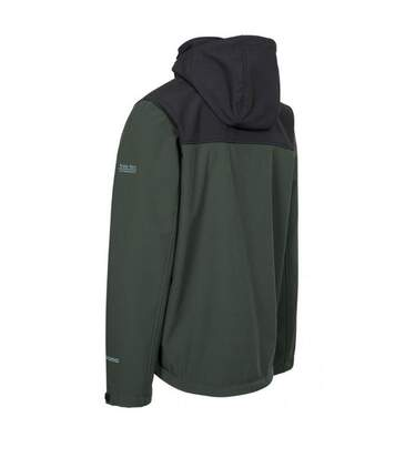 Trespass Mens Hebron II Softshell Jacket (Olive) - UTTP4587