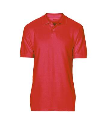 Gildan Softstyle - Polo - Homme (Rouge) - UTBC3718