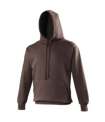 Awdis Mens Street Hooded Sweatshirt / Hoodie (Kelly Green) - UTRW170