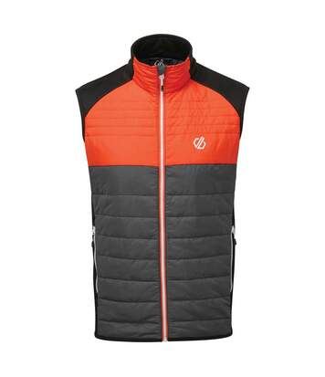 Dare 2B - Gilet Sans Manches Coordinate - Homme (Orange/ Noir) - UTRG4802