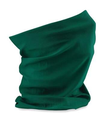 Echarpe tubulaire - tour de cou adulte - B900 - vert bouteille