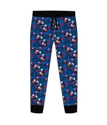 Superman - Pantalon De Pyjama - Homme (Bleu) - UTUT378