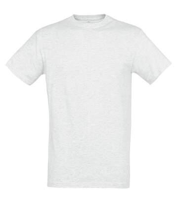 SOLS - T-shirt REGENT - Homme (Gris pâle) - UTPC288