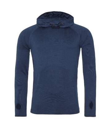 Awdis Just Cool - Lot De 2 Hauts À Manches Longues - Homme (Bleu marine) - UTRW6952