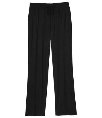 Soepele stretch pantalon