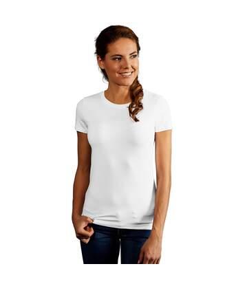 T-shirt slim Femmes