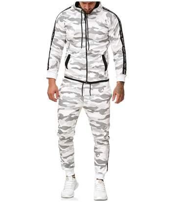 Survetement camouflage Survêt 1011 blanc