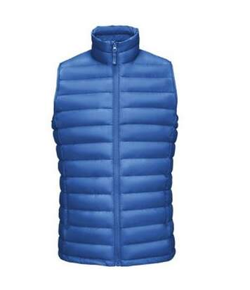 SOLS Mens Wilson Lightweight Padded Bodywarmer (French Navy) - UTPC3291