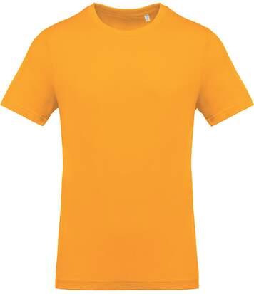 T-shirt léger col rond Yellow