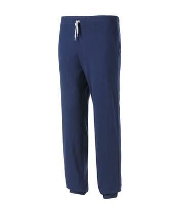 pantalon jogging unisexe- PA186-PA068 - bleu marine