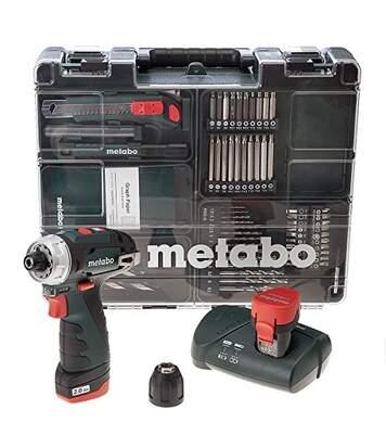 METABO POWERMAXX BS BASIC SET MOBILE WERKSTATT...