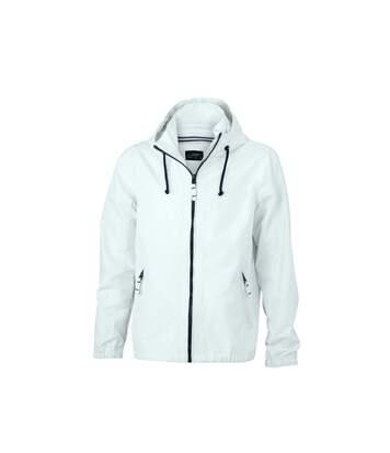 Coupe-vent - Veste de voilier - Homme - JN1074 - blanc