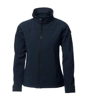 Nimbus Womens/Ladies Duxbury Softshell Jacket (Navy) - UTRW3612
