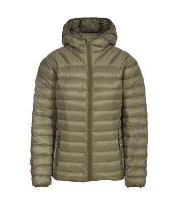 Trespass Womens/Ladies Trisha Packaway Down Jacket (Moss) - UTTP3544