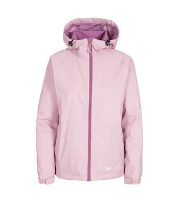 Trespass Womens/Ladies Tayah II Waterproof Shell Jacket (Lilac Haze) - UTTP3378