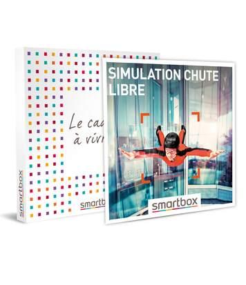 SMARTBOX - Simulation chute libre - Coffret Cadeau Sport & Aventure