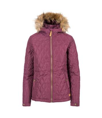 Trespass Womens/Ladies Genevieve Quilted Jacket (Fig) - UTTP4769