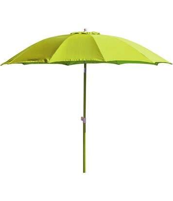 Parasol rond inclinable aluminium 2,70m