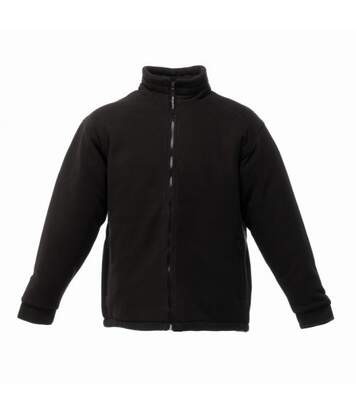 Regatta Mens Asgard II Quilted Fleece Jacket (Thermo-guard Insulation) (Black) - UTBC823