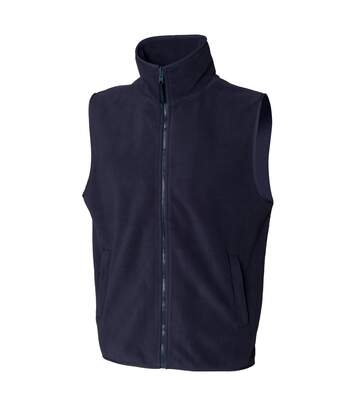 Henbury - Veste Polaire Sans Manches - Homme (Bleu marine) - UTRW681