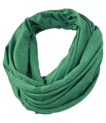 Echarpe - Tour de cou adulte - MB6578 - vert mélange