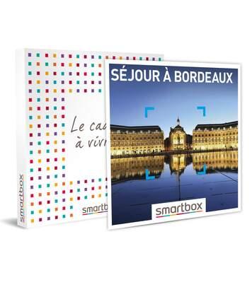 SMARTBOX - Séjour à Bordeaux - Coffret Cadeau Séjour