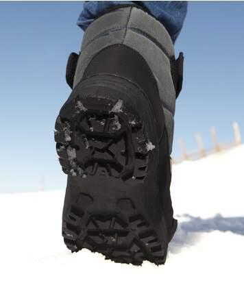 Zateplené zimné čižmy