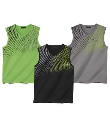 3 darabos, Sport trikó szett