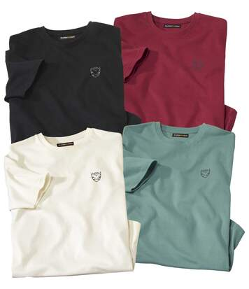Set van 4 Eagle T-shirts
